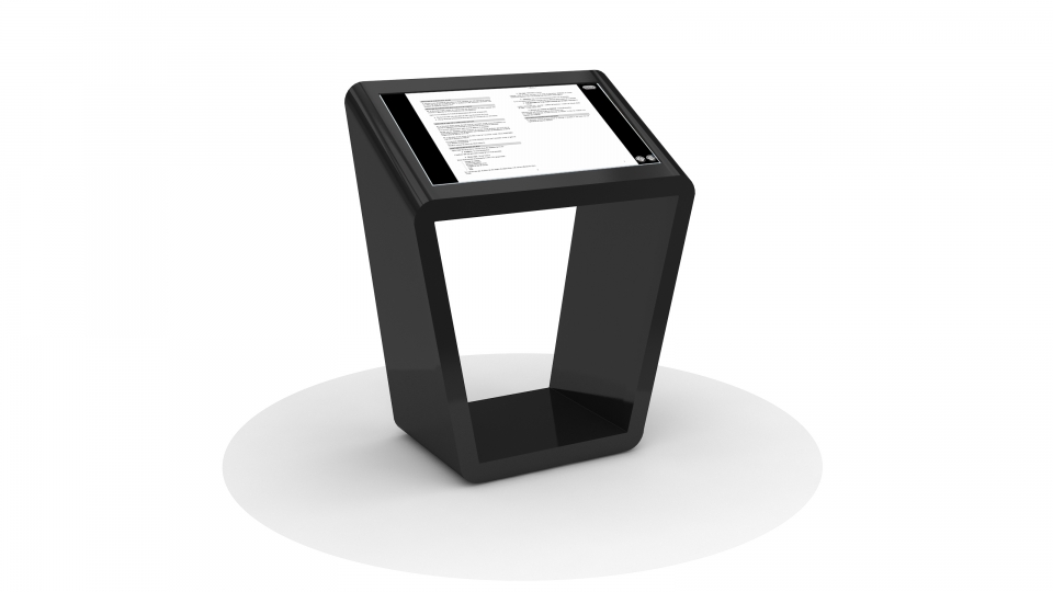 ecrans tactiles. Black Bedroom Furniture Sets. Home Design Ideas