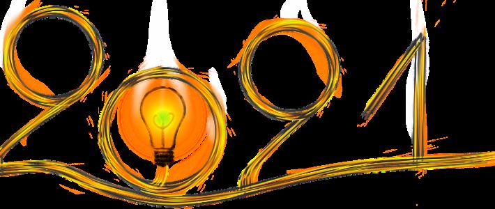 2021 sous le signe des Nouveautés